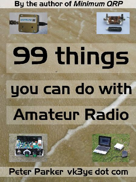 99 things you can do with Amateur Radio - click here for more