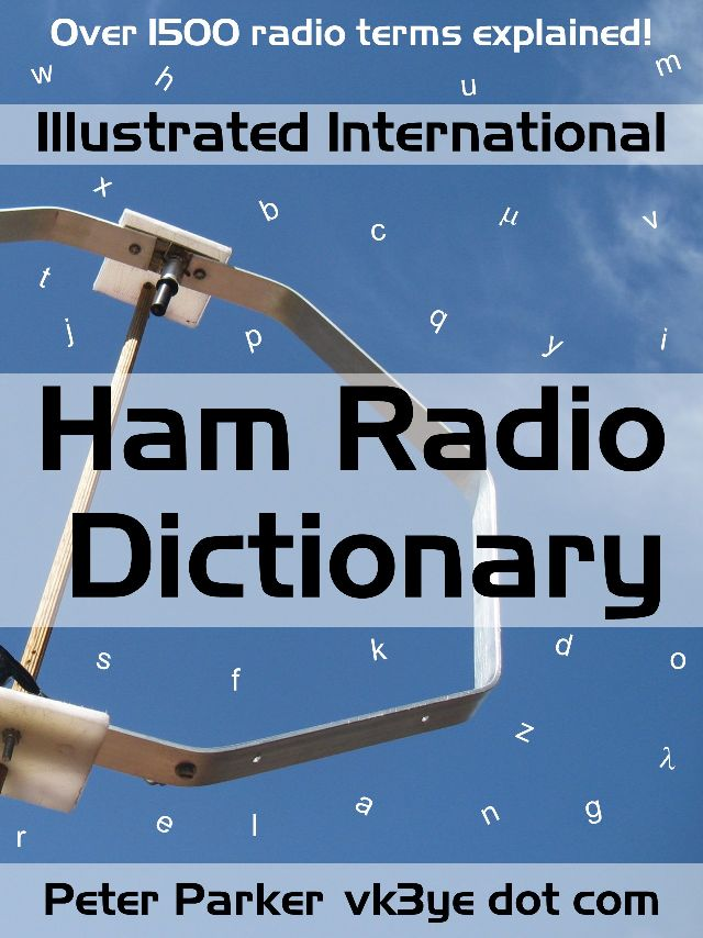 Illustrated International Ham Radio Dictionary - click here for more
