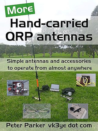 More Hand-carried QRP antennas - click here for more